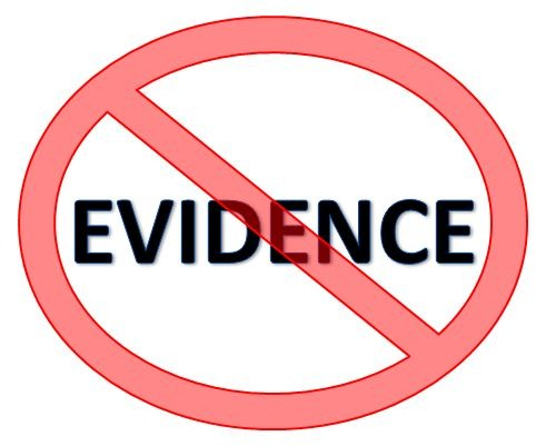 Can I Be Convicted If There's No Evidence?